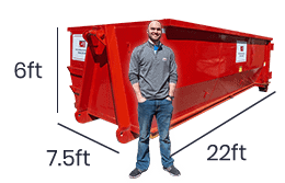 30 yard dumpster rentals service for medium construction projects